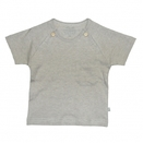 EBI & EBI Fairtrade T-Shirt beige melange