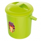 Rotho Babydesign Windeleimer Bella Bambina Apple Green Oops Eule