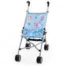 bayer Design Puppen-Buggy, Blau 30134AA