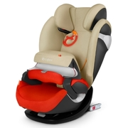 cybex GOLD Kindersitz Pallas M-fix Autumn Gold-burnt red