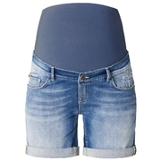 noppies Umstandsshorts Jeans Lily light wash